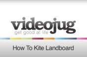 How to Landkiteboarding
