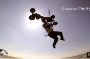 Vidéo Kitemountainboard / Landkite : Land or Die 7