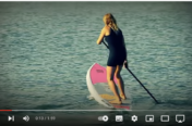 Tourner en Stand Up Paddle (SUP)