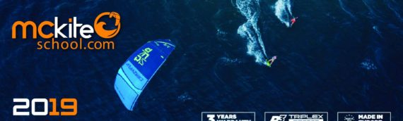 Les Kites Crazyfly 2019 sont sortis