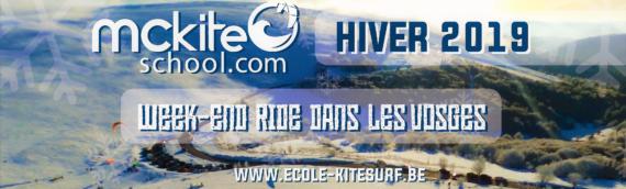 Week-End Ride 2019 dans les Vosges
