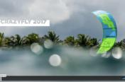 Présentation matériel kitesurf Crazyfly Kiteboarding 2017