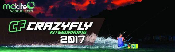 Crazyfly Sculp 2017