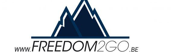 – 25% chez Freedom2go.be grâce à Mckiteschool