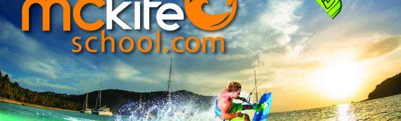 Grand jeu concours: 5 cours d'initiation pour 2 pers au Kitesurf à gagner