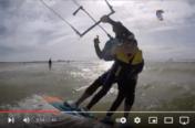Kitesurf Tandem avec Mckiteschool