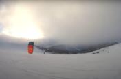 Ween-end Ride / Snowkite dans les Vosges Février 2018 by Mckiteschool